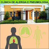 CLÍNICA DE ALERGIA PNEUMOLOGIA