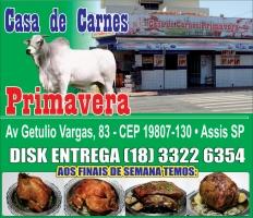 CASA DE CARNES PRIMAVERA