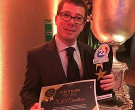 Nosso agradecimento: Prêmio Troféu TV Com - Canal 22