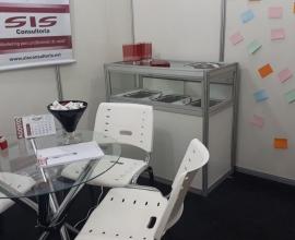 SIS Consultoria participa pelo 5º ano consecutivo de evento em Londrina