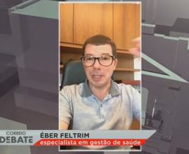 Confira nossa entrevista para TV Correio Debate na Record da Paraíba: Como deve estar a gestão hospitalar pós pandemia?