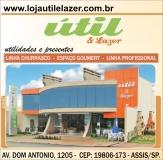 ÚTIL & LAZER
