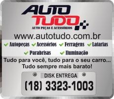 AUTO TUDO - PEÇAS E ACESSÓRIOS